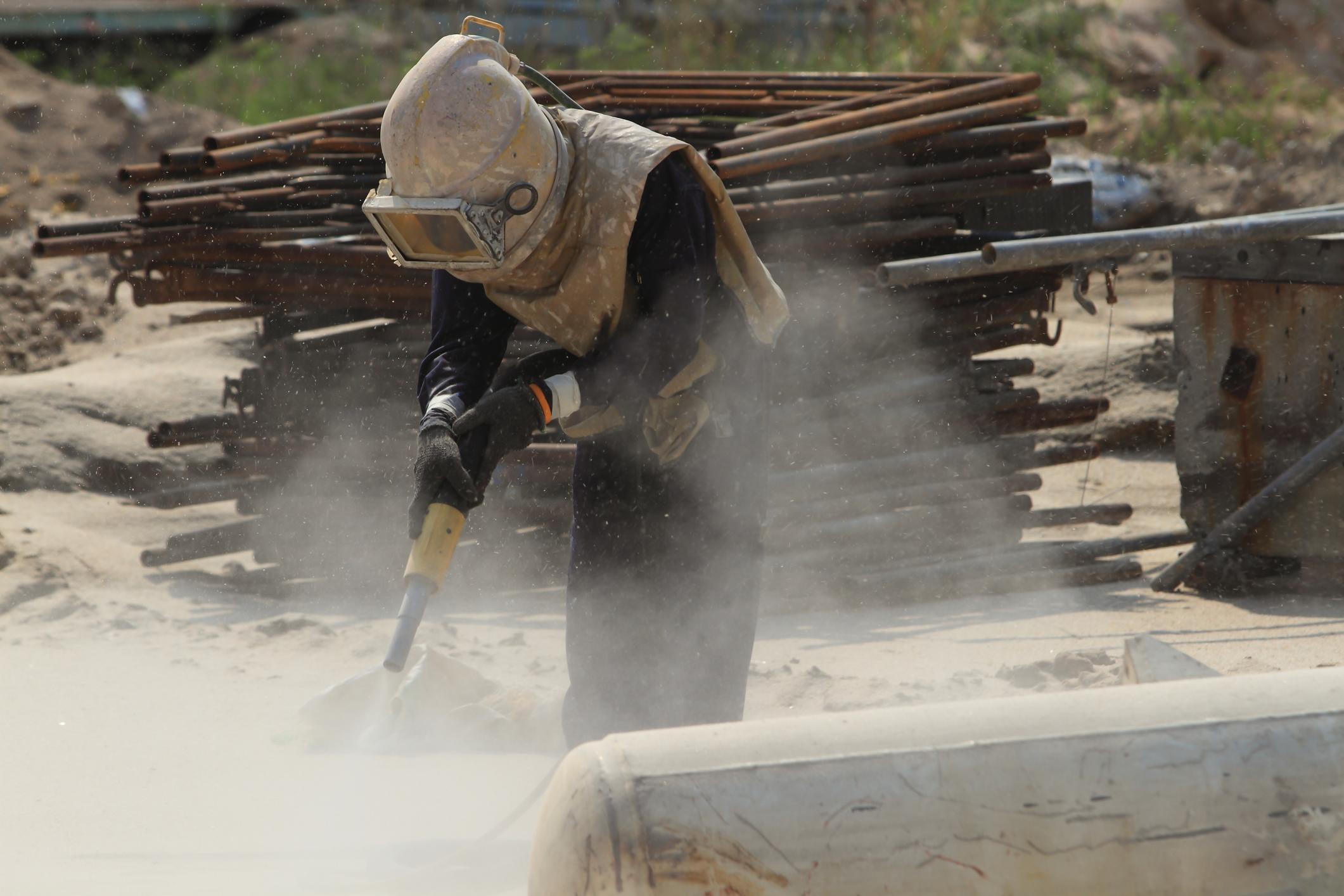 sandblasting in spokane WA